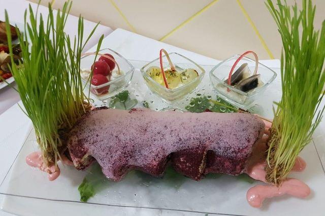 Блюда кемеровских поваров, участвовавших в конкурсе, могут войти в меню «Артека».