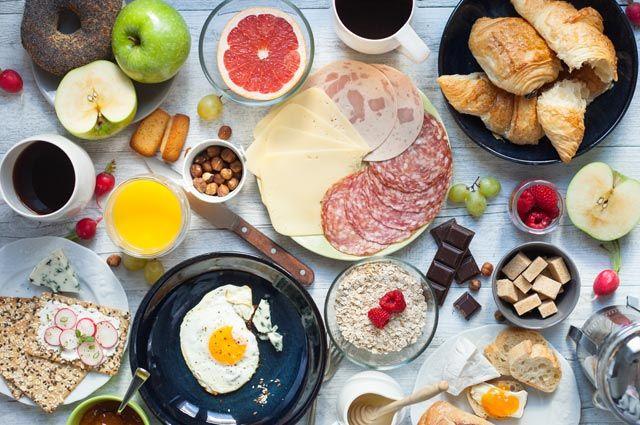 От чего вы толстеете? Пройдите тест, чтобы оценить своё меню