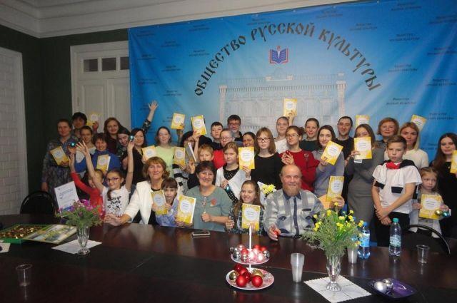 Тюменская литературная студия для детей отметила юбилей