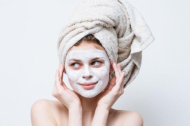 Как привести лицо в порядок к Новому году при помощи домашних масок?
