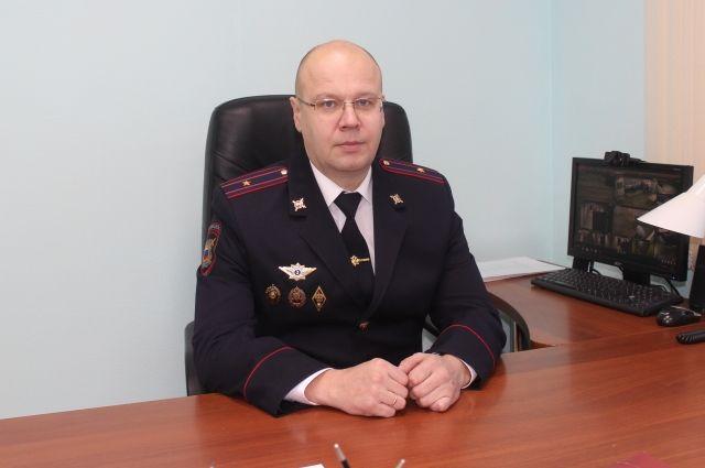 Сотрудникам тюменского отделения полиции №3 представили нового начальника
