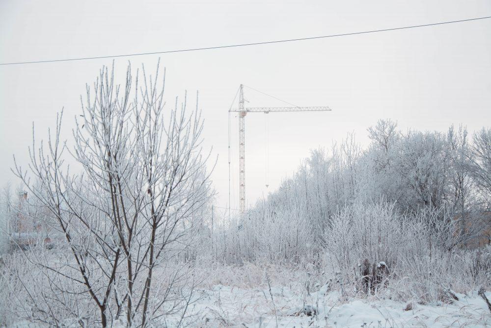 небо зимой в туле картинка множество трактовок