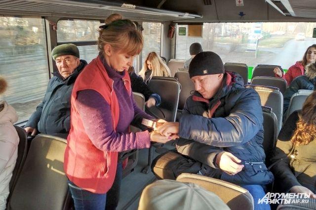 Мэрия Калининграда за год потратила на льготы на проезд  97, 5 млн рублей.