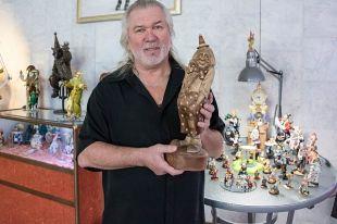 Валерий Акиншин - основатель циркового шоу в Лас- Вегасе Akishin show и обладатель премии «Серебряный клоун».