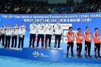 Сборная России заняла второе место в общем медальном зачете.