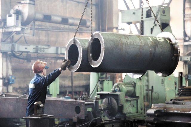 В Тюменской области зафиксирован рост промышленного производства