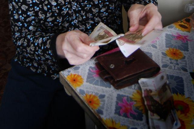 В Оренбурге почтальоны доставят пенсии досрочно