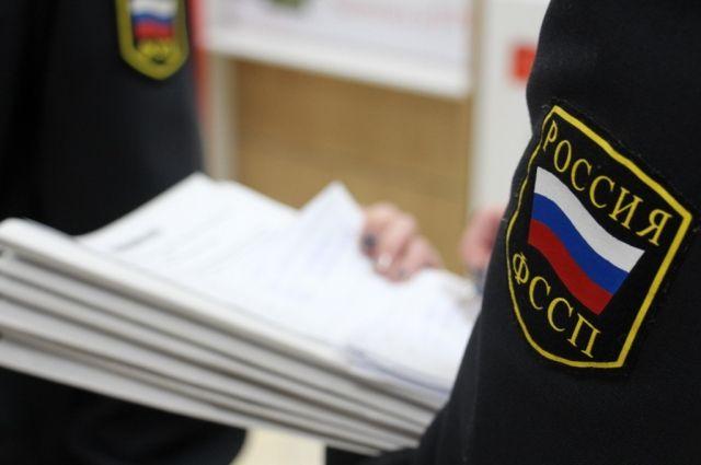 За месяц калининградские приставы арестовали 84 машины должников.