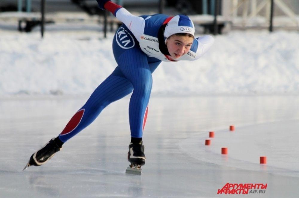 Победа доставалась тому спортсмену, кто показал лучшее время на дистанции.