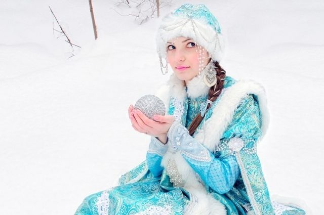 Ямальцы на джипах искали Снегурочку