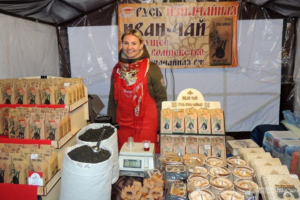 Иван-чай из Вологодской области.