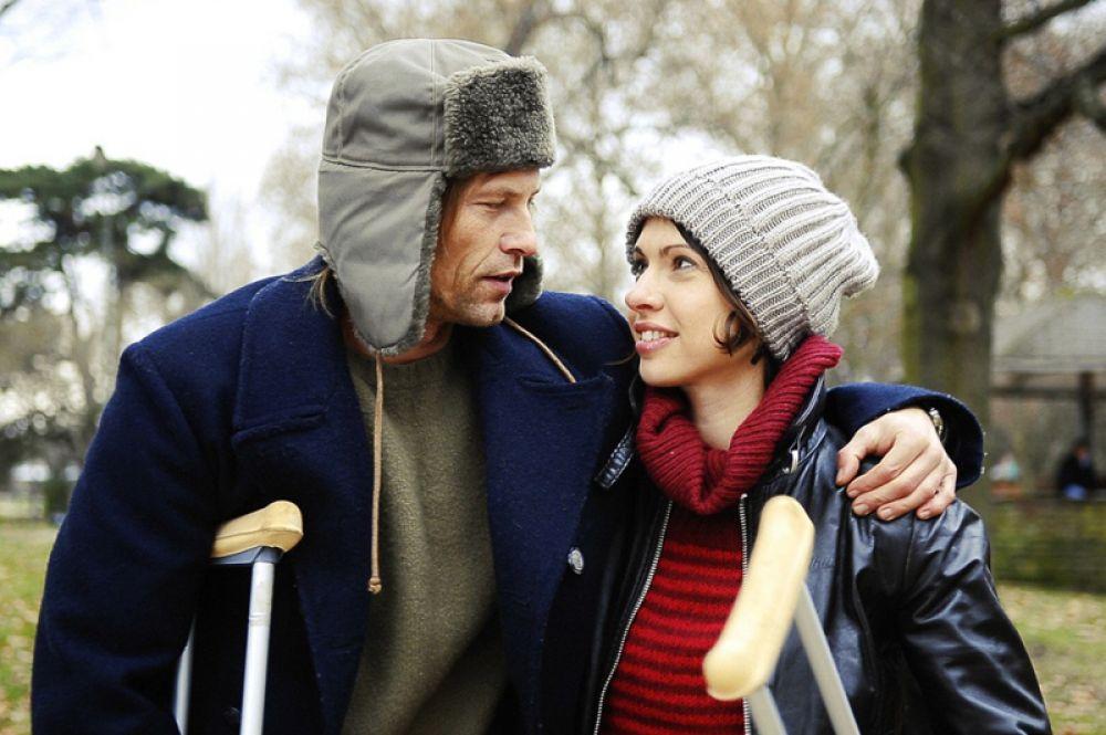 «Фантомная боль» (2009). Драма Маттиаса Эмке основана на реальных событиях. Тиль играет в фильме роль велосипедиста, который теряет ногу в результате аварии и учится жить в новых условиях.