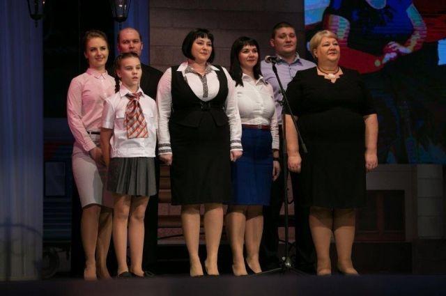 Железнодорожная династия семьи Штатолкиных из Красноярска объединяет три поколения.