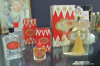 Один из самых узнаваемых брендов - «Красная Москва».
