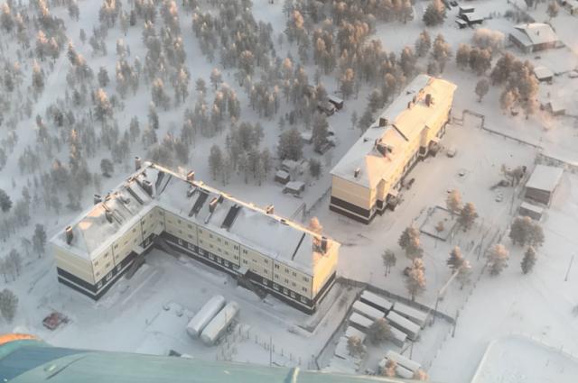 В поселке Халясавэй ввели в эксплуатацию дом на 39 квартир