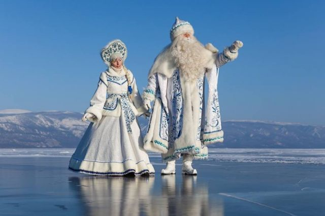 Сказочные волшебники со всей России и из-за рубежа съедутся на Байкал в начале марта.