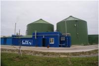 Биогазовая установка.