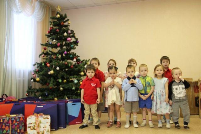Ростелеком подарил детям праздник.