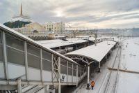Праздничная электричка курсирует по маршруту Красноярск-Бугач-Красноярск.