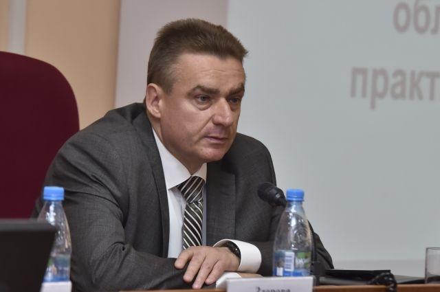 Главой Оренбурга избран Дмитрий Кулагин