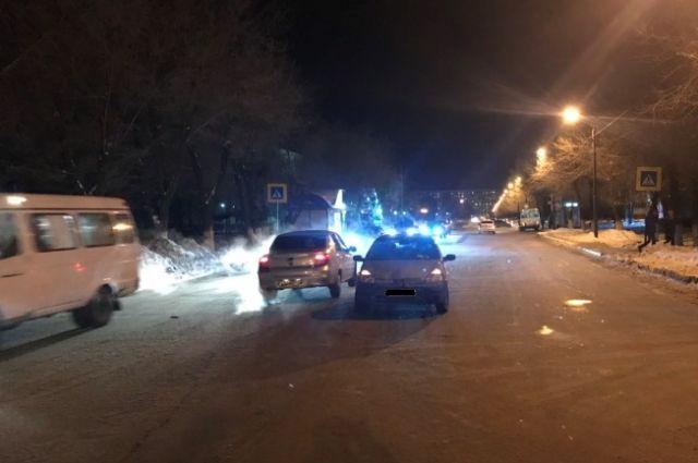 В Оренбурге в ДТП на ул. Брестской водитель Renault сбил 8-летнего пешехода