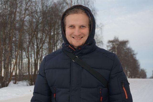 Алексей Павлов: «Я хочу, чтобы к нам ехали туристы».