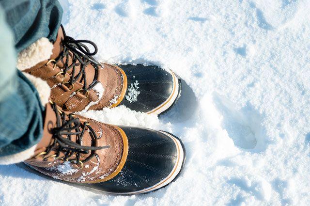 Какая зимняя обувь самая теплая?
