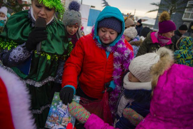 Тюменцев ждут праздничные мероприятия