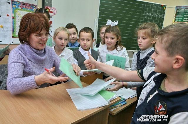 Преподаватель Ирина Семенова раскрывает таланты.