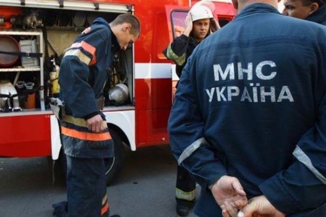 Огонь тушили 12 человек и две единицы техники. Причина возникновения пожара устанавливается.