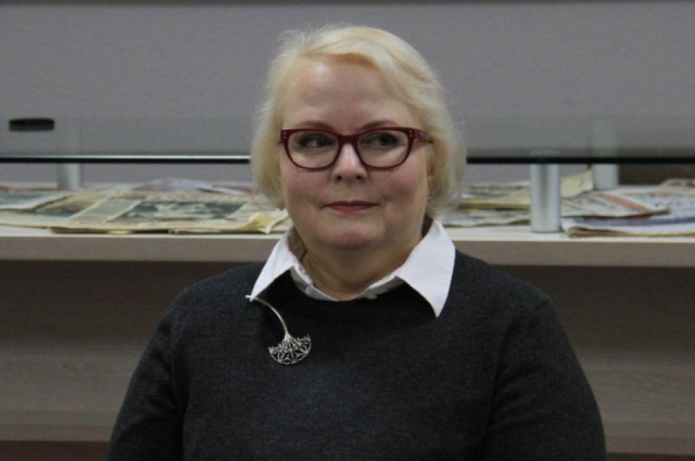 """Светлана Пинчук: """"приточная вентиляция реально может улучшить микроклимат в помещении""""."""