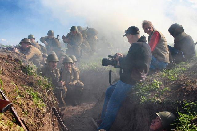 Тюменские фильмы о войне выдвинуты на Национальную премию