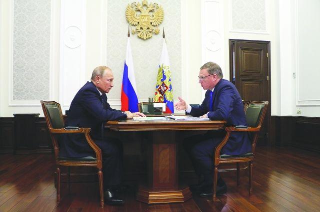 Путин хочет, чтобы губернаторы-оппозиционеры хорошо работали