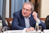 Секретарь ОПРФ Валерий Фадеев.