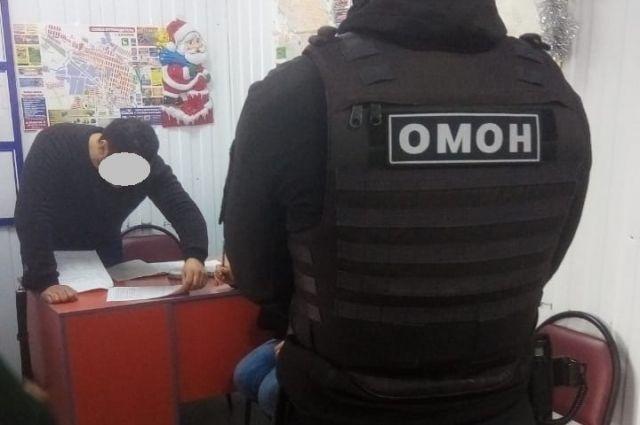 В Бузулуке задержана банда мошенников-автоподставщиков