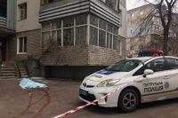 В Днепре женщина прыгнула с балкона 10 этажа и разбилась