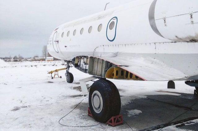 В декабре по шоссе Космонавтов планируется перевозка пассажирского самолёта ЯК-40.