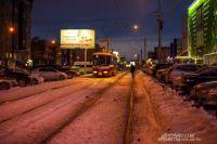 В новогоднюю ночь можно уехать домой на общественном транспорте.