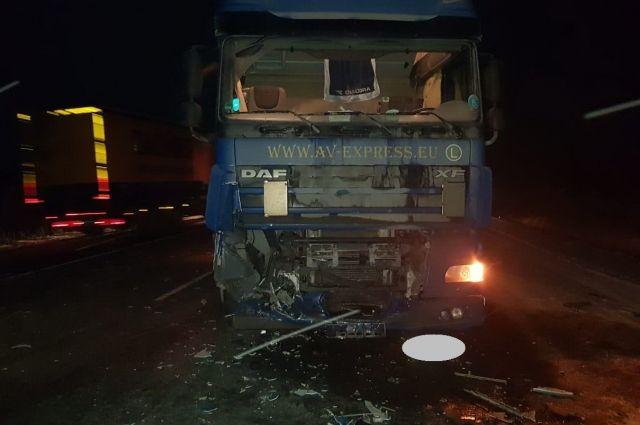 В ДТП на трассе Оренбург – Самара пострадал водитель Ford Focus.