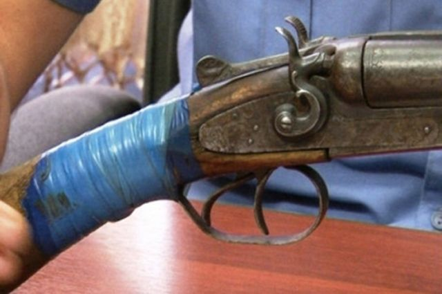 Не получил разрешение на хранение оружие - под суд