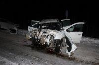 В Пуровском районе возбудили уголовное дело по факту смертельного ДТП