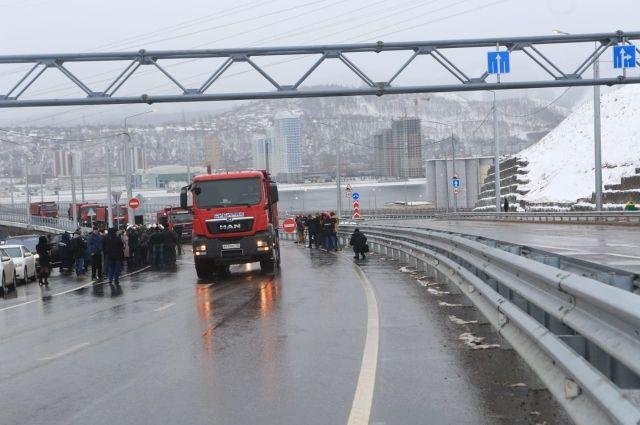 Недоделки на Николаевском проспекте на безопасность движения не влияют.