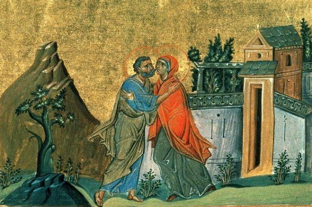 22 декабря: Зачатие Богородицы, икона «Нечаянная Радость», запреты дня