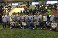 Тюменские ребятишки выступили на соревнованиях в другом городе