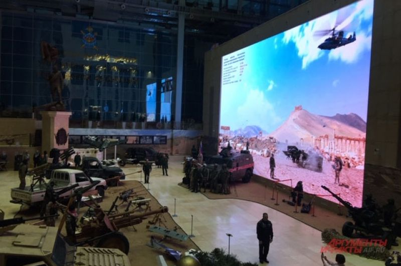 Техническому оснащению Национального центра управления обороной РФ сегодня мог бы позавидовать даже Пентагон.