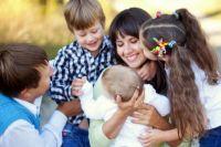 Эта мера соцподдержки действовала специально для многодетных семей.