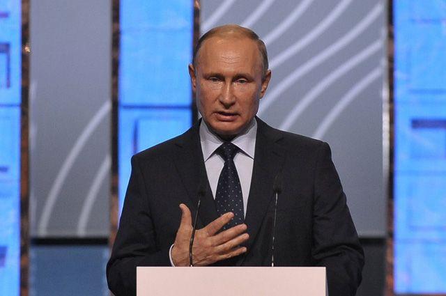 Путин поздравил с праздником работников энергетической отрасли photo