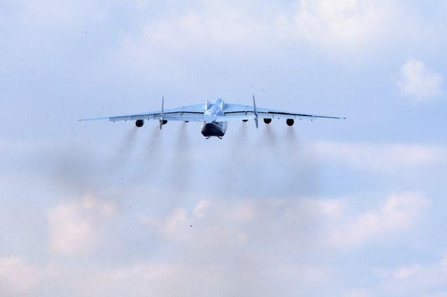 В сети посмеялись над тем, что Порошенко назвал украинским Ан-225 photo