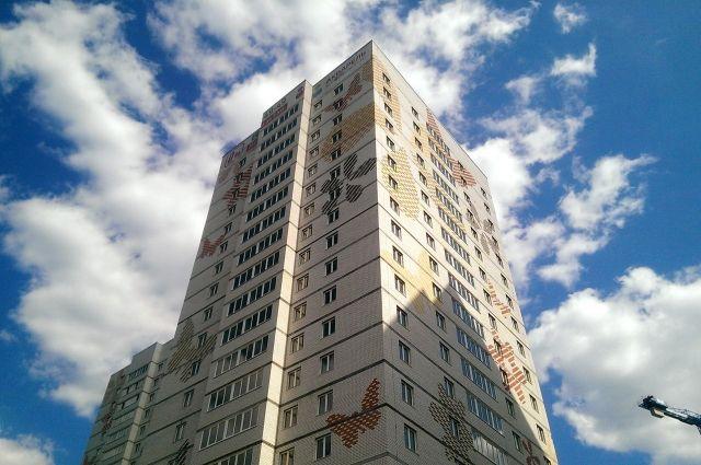 В районах Тюменской области строится новое жилье