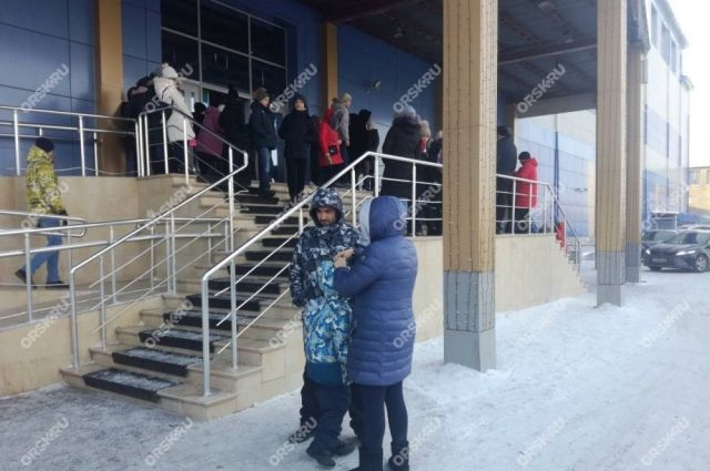 В Орске эвакуировали посетителей торгового комплекса «Европейский»